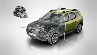 Надежные двигатели Renault Duster