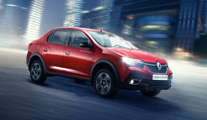 Фото Renault Logan Stepway City 2020
