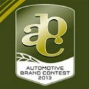 Renault завоевал 5 наград «Automotive Brand Contest-2013»